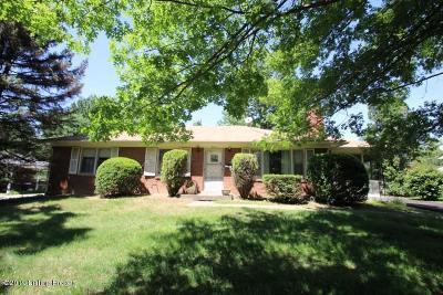Louisville Single Family Home For Sale: 9111 Hudson Ln