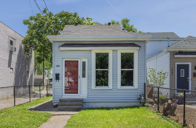Single Family Home For Sale: 1445 S Shelby St