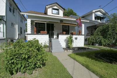 Single Family Home Active Under Contract: 3929 S 2nd St