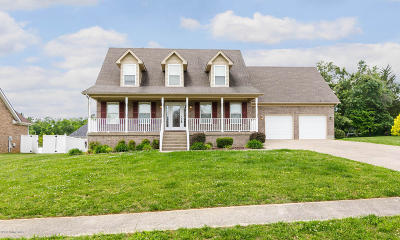 Elizabethtown Single Family Home For Sale: 610 Peaceful Dr