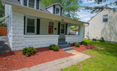 Louisville Single Family Home For Sale: 502 Washburn Ave