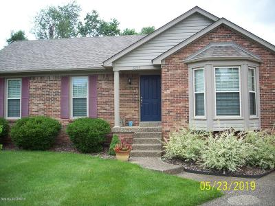 Louisville Single Family Home For Sale: 6004 Ridge Creek Ct