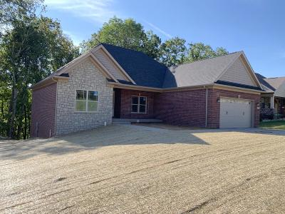 Bullitt County Single Family Home For Sale: Lot 104 Bluffs Edge Dr