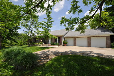 Henry County Single Family Home For Sale: 8868 Lagrange Rd
