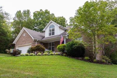 Single Family Home For Sale: 10201 Back Run Rd