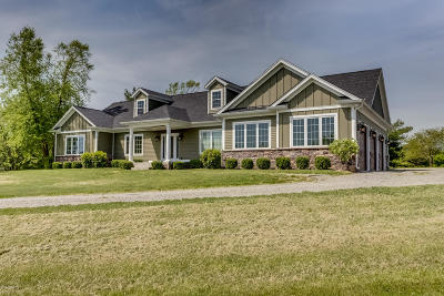 Shelby County Single Family Home For Sale: 841 Fields Ln