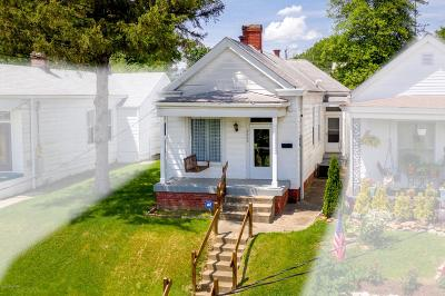 Louisville Single Family Home For Sale: 2029 Payne St