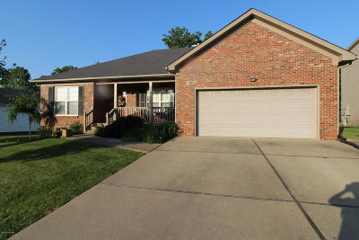 Shelbyville Single Family Home Active Under Contract: 1140 Summit Dr