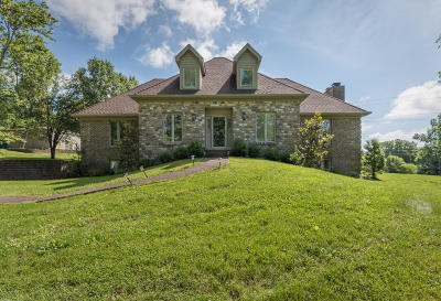 Single Family Home For Sale: 15321 Piercy Mill Rd