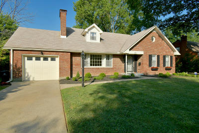 Louisville Single Family Home For Sale: 3110 Sherbrooke Rd
