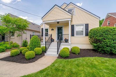 Louisville Single Family Home For Sale: 209 McCready Ave