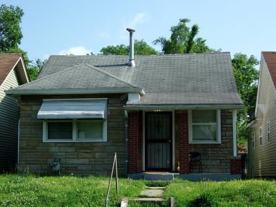 Single Family Home For Sale: 1711 Wilson Ave