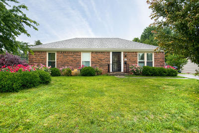 Single Family Home For Sale: 1627 Crossridge Ln