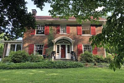 Louisville Single Family Home For Sale: 1246 Eastern Pkwy