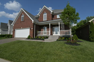 Single Family Home Active Under Contract: 4101 Sunny Crossing Dr