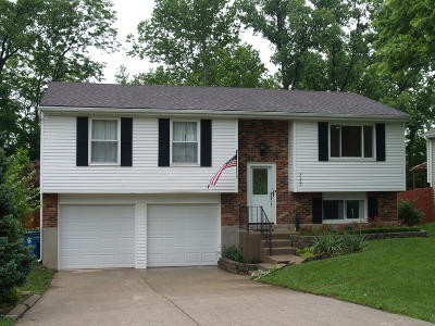 Crestwood Single Family Home Active Under Contract: 7329 Autumn Bent Way