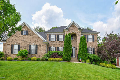 Oldham County Single Family Home For Sale: 6007 Laurel Ln