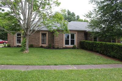Single Family Home For Sale: 2811 Smoke Rd