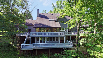 La Grange Single Family Home For Sale: 1400 Rebel Ridge Rd