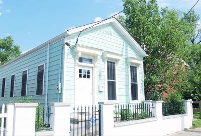 Single Family Home For Sale: 1109 S Shelby St