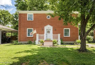Single Family Home For Sale: 2819 Dell Brooke Ave