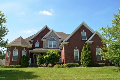Single Family Home For Sale: 11327 Wooded Branch Ln