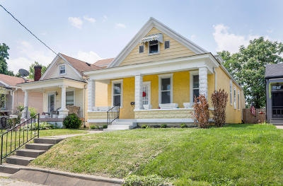 Single Family Home For Sale: 838 Mulberry St