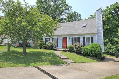 Single Family Home Active Under Contract: 4504 Old Watterson Dr