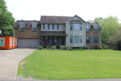 Bullitt County Single Family Home For Sale: 206 E Columbia Ln