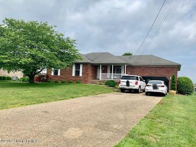 Bullitt County Single Family Home For Sale: 180 Spring Dr