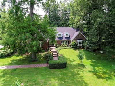Single Family Home For Sale: 11600 Valley View Rd