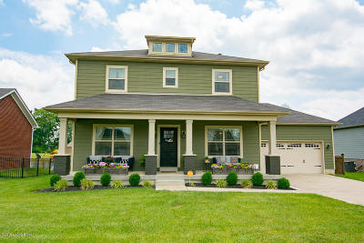 Mt Washington Single Family Home For Sale: 187 Washington Commons Dr