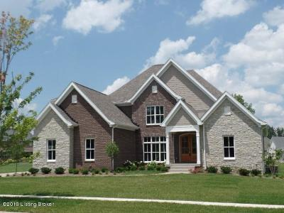 Single Family Home For Sale: 4941 Spring Farm Rd