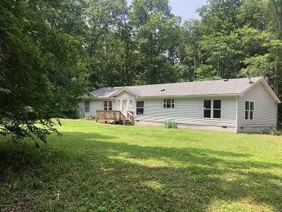 Bullitt County Single Family Home Active Under Contract: 2874 Beech Grove Rd