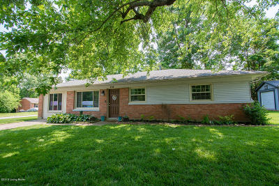 Louisville Single Family Home For Sale: 2124 Dogoon Dr
