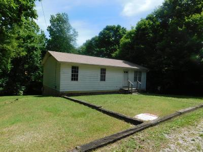 Mammoth Cave Single Family Home For Sale: 338 Wilderness Rd