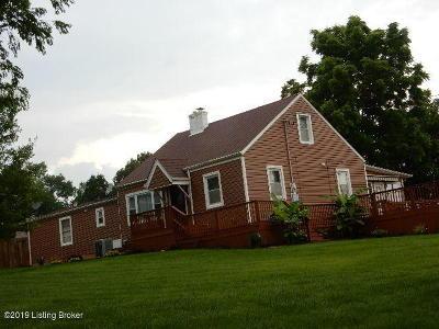 Shepherdsville Single Family Home For Sale: 195 Overlook Estates Dr