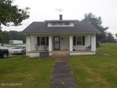 Fairfield Single Family Home For Sale: 508 W Main St