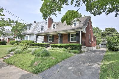 Louisville Single Family Home Active Under Contract: 149 McCready Ave