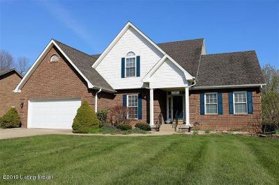 Hardin County Single Family Home For Sale: 408 Deerlake Rd