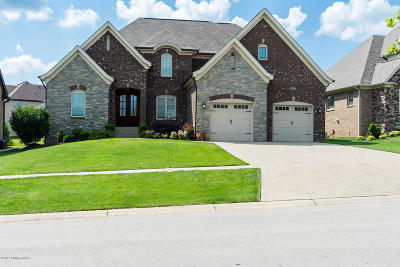 Louisville Single Family Home For Sale: 5509 River Rock Dr