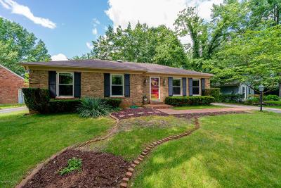 Louisville Single Family Home For Sale: 3908 Benje Way