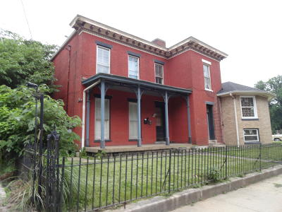 Louisville Single Family Home For Sale: 639 Baxter Ave