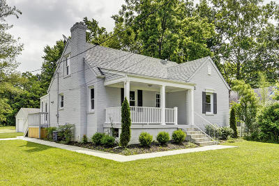 Single Family Home For Sale: 415 Washburn Ave