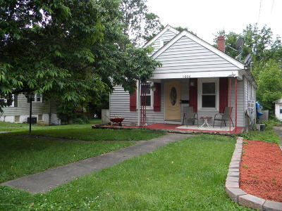Shelbyville Single Family Home For Sale: 1006 Brown Ave
