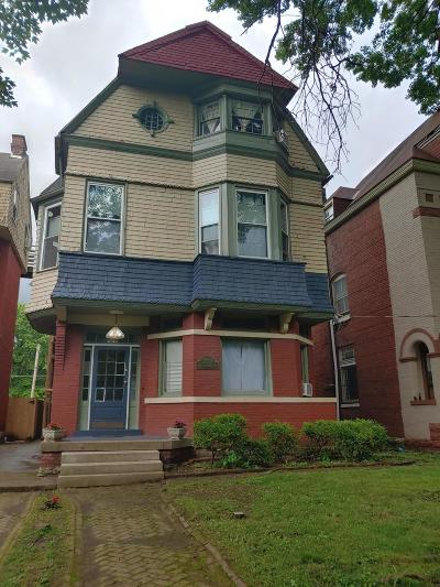 Multi Family Home For Sale: 1223 S 2nd