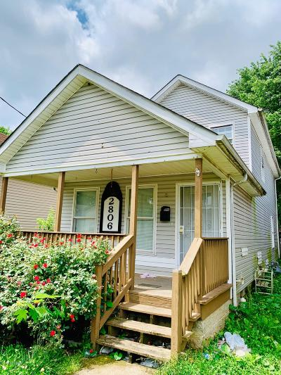 Single Family Home For Sale: 2806 S 5th St