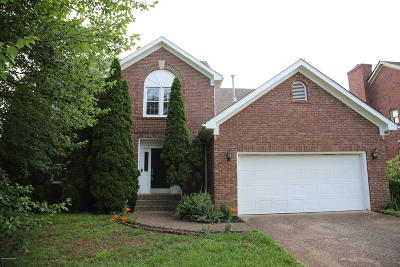 Louisville Single Family Home For Sale: 9913 Wyncliff Ct