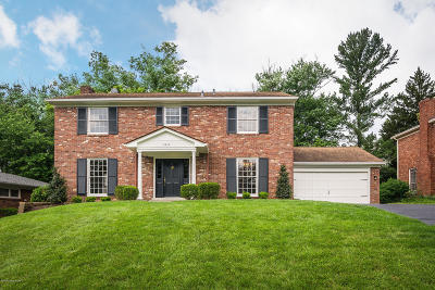 Single Family Home For Sale: 2310 Mohican Hill Ct