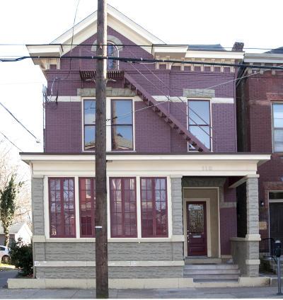 Single Family Home For Sale: 118 W Oak St